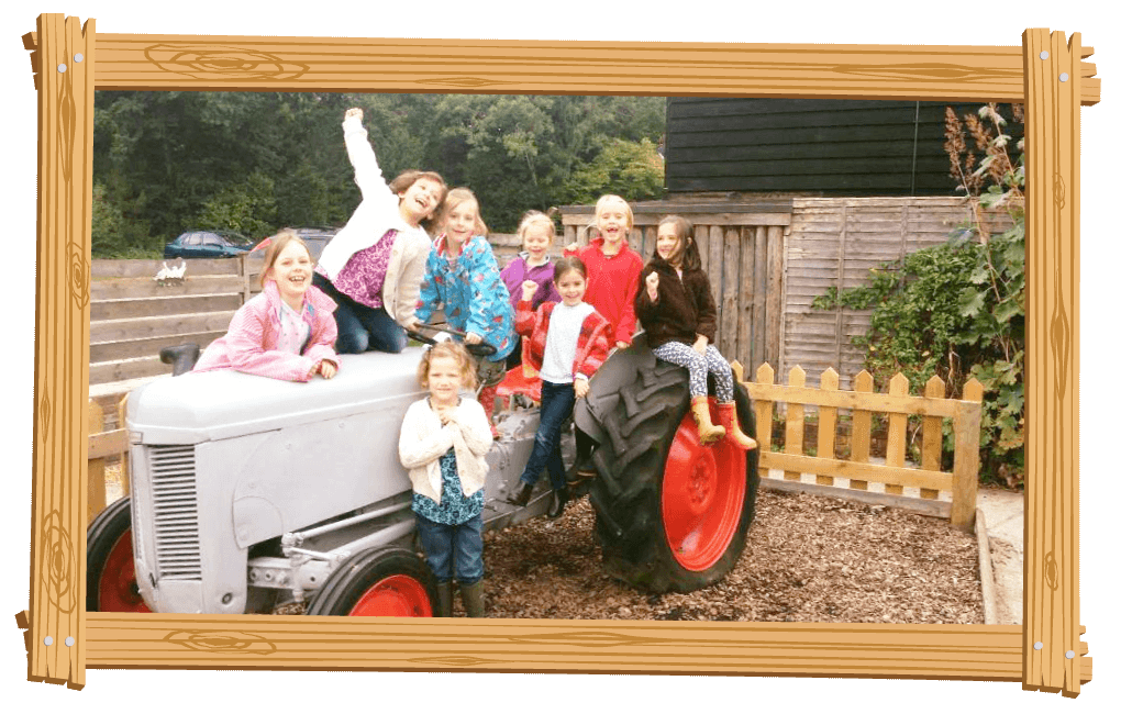 Young Farmer's Club at Blackberry Farm Park