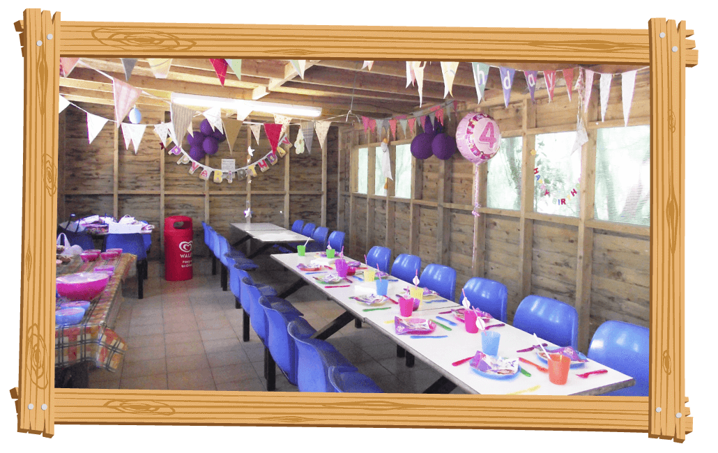 Birthday Parties at Blackberry Farm Park