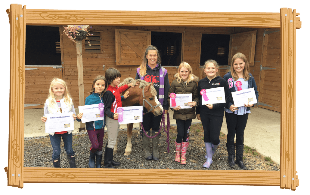 Pony Club at Blackberry Farm Park